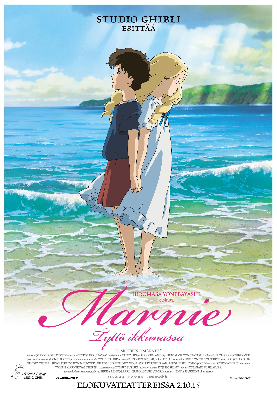 Marnie – tyttö ikkunassa