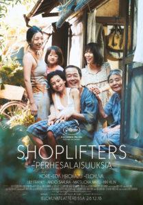 Shoplifters – perhesalaisuuksia