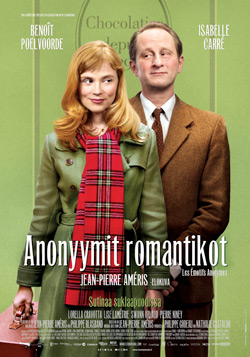 Anonyymit romantikot