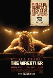 The Wrestler – painija