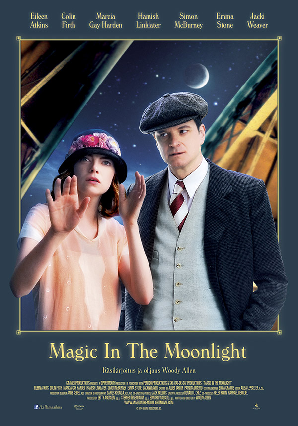 KESÄKINO: Magic in The Moonlight