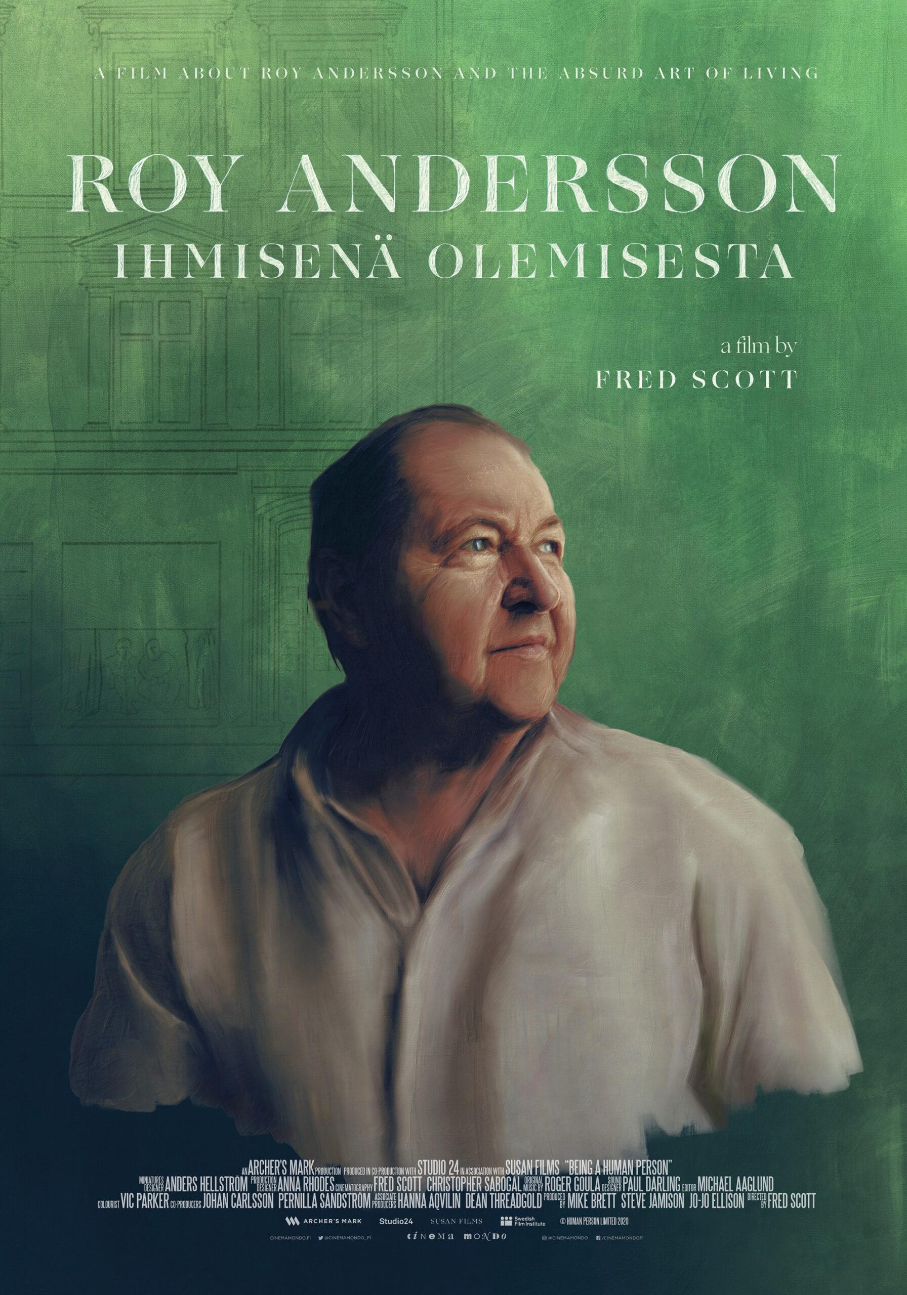 Roy Andersson: ihmisenä olemisesta